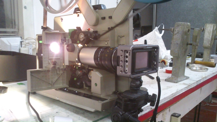 telecine 16mm